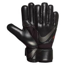 Nike Torwarthandschuhe Grip 3 Black X Chile Red - Schwarz/Chile Red