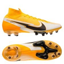 Nike Mercurial Superfly 7 Elite AG-PRO - Orange/Sort/Hvid