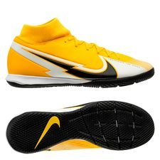 Nike Mercurial Superfly 7 Academy IC - Orange/Sort/Hvid