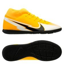 Nike Mercurial Superfly 7 Club IC - Orange/Sort/Hvid