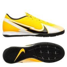 Nike Mercurial Vapor 13 Academy IC - Orange/Sort/Hvid