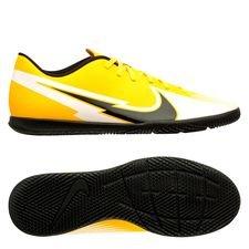 Nike Mercurial Vapor 13 Club IC - Orange/Sort/Hvid