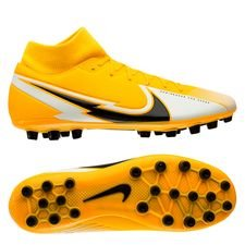 Nike Mercurial Superfly 7 Academy AG - Orange/Sort/Hvid