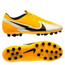 Nike Mercurial Vapor 13 Academy AG - Orange/Sort/Hvid
