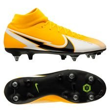 Nike Mercurial Superfly 7 Academy SG-PRO - Orange/Sort/Hvid