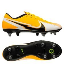 Nike Mercurial Vapor 13 Academy SG-PRO - Orange/Sort/Hvid