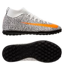 Nike Mercurial Superfly 7 Club TF CR7 Safari - Wit/Oranje/Zwart Kinderen LIMITED <br/>EUR 59.99 <br/> <a href=