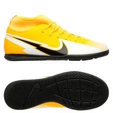 Nike Mercurial Superfly 7 Club IC Daybreak - Orange/Schwarz/Weiß Kinder