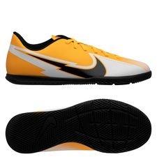 Nike Mercurial Vapor 13 Club IC Daybreak - Orange/Schwarz/Weiß Kinder