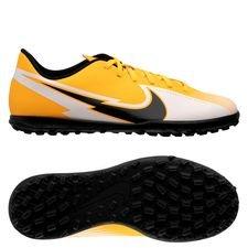 Nike Mercurial Vapor 13 Club TF Daybreak - Orange/Sort/Hvid Børn