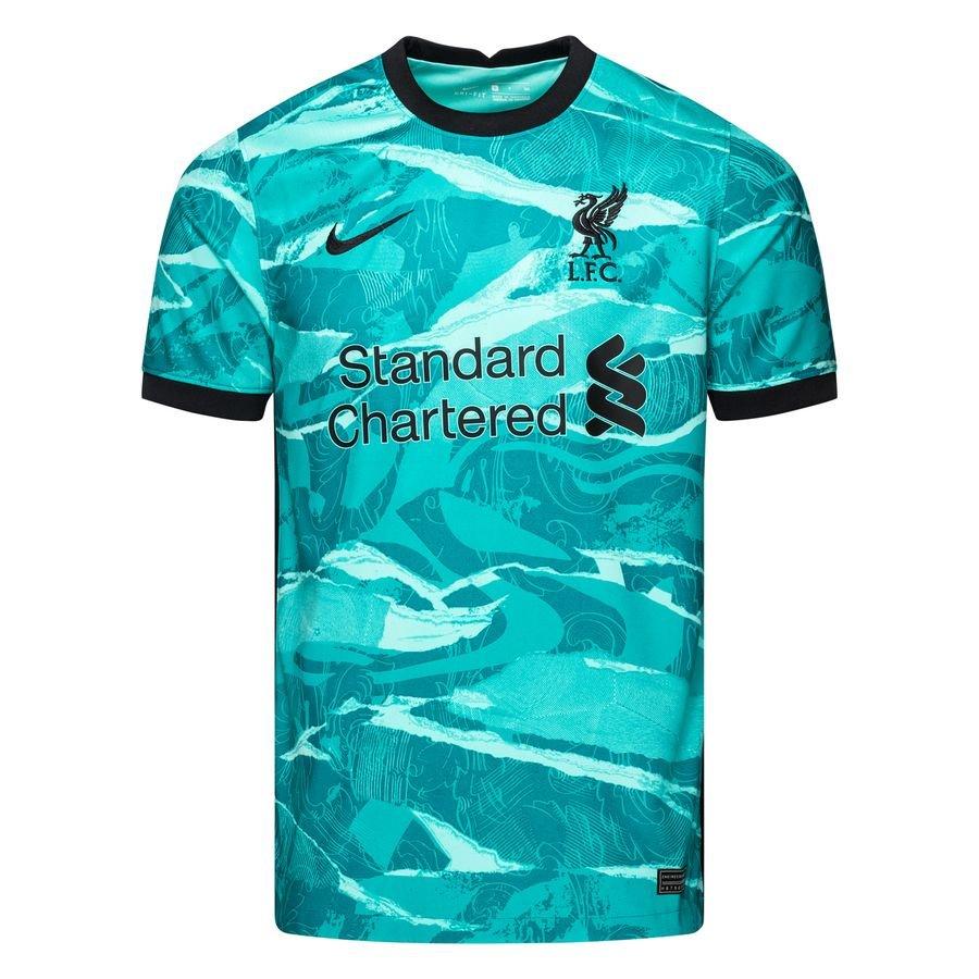 Liverpool Udebanetrøje 2020/21