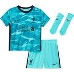 Liverpool Maillot Extérieur 2020/21 Kit-Bébé Enfant