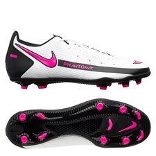 Nike Phantom GT Club MG - Hvid/Pink/Sort