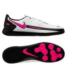 Nike Phantom GT Club IC - Hvid/Pink/Sort