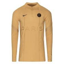Paris Saint-Germain Träningströja Strike VaporKnit Drill 50 - Guld/Svart