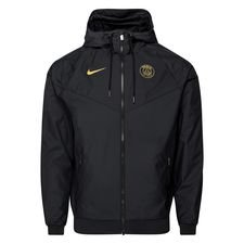Paris Saint-Germain Vindjacka Woven Authentic 50 - Svart/Guld