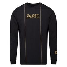 Paris Saint-Germain T-Shirt Långärmad 50 - Svart