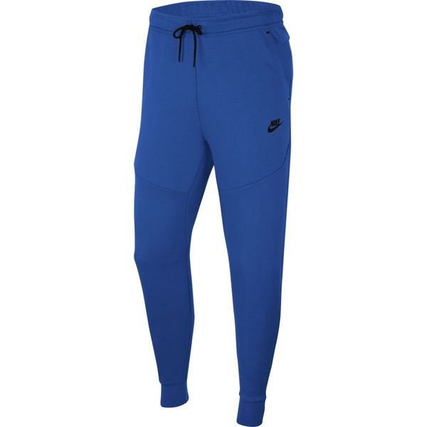Nike Bukse Tech Fleece BlåSort