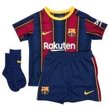 Barcelona Hjemmebanetrøje 2020/21 Baby-Kit Bø