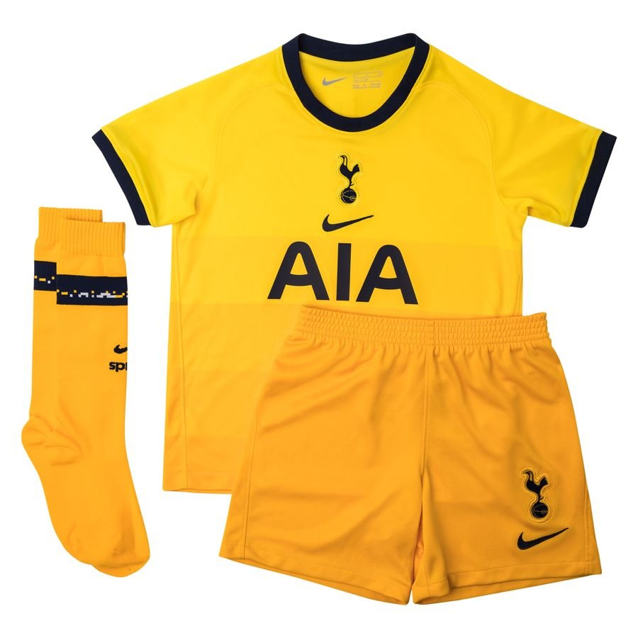 Tottenham 3. Trøje 2020/21 Mini-Kit Børn