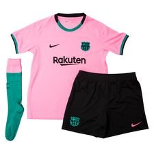 Barcelona Tredjetröja 2020/21 Mini-Kit Barn
