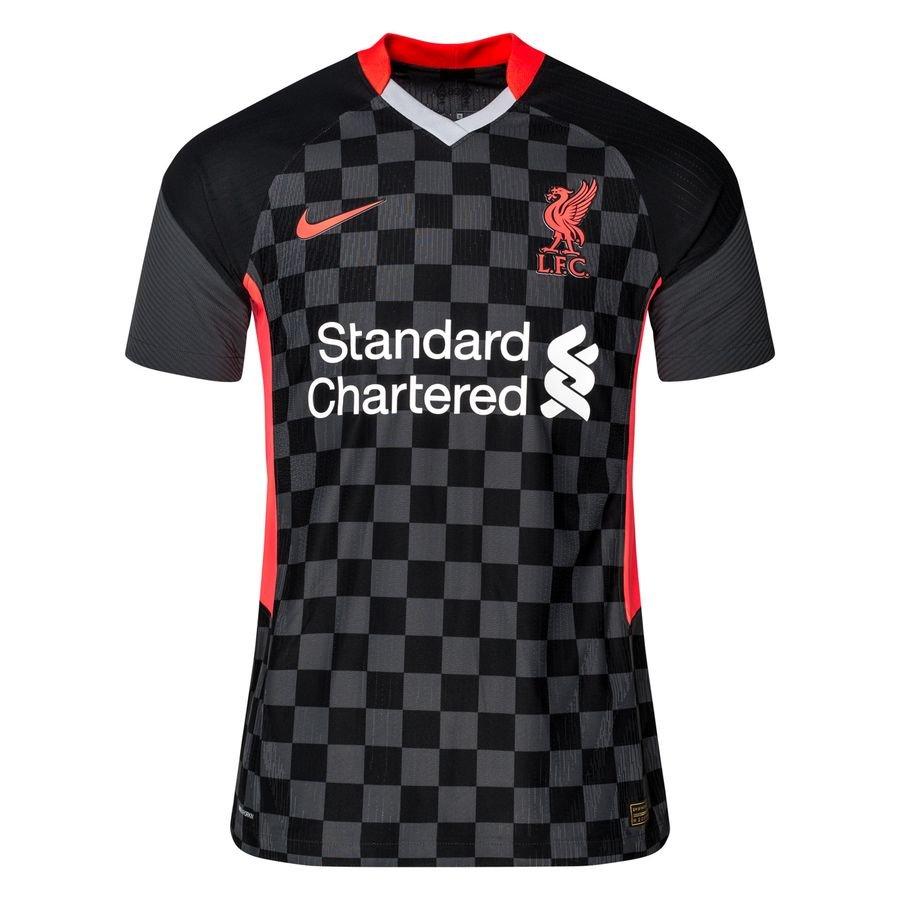 Liverpool 3. Trøje 2020/21 Vapor