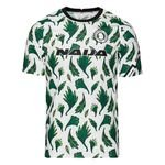 Nigeria Training T-Shirt Pre Match - Weiß/Grün/Schwarz Kinder