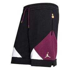 Paris Saint-Germain Shorts Jordan x PSG - Svart/Bordeaux/Vit/Guld