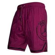 Paris Saint-Germain Basketball Shorts Jordan x PSG - Bordeaux/Svart