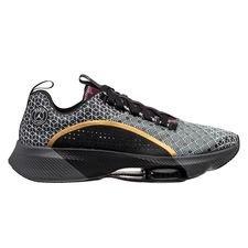 Nike Löparskor Air Zoom Renegade Jordan x PSG - Svart/Guld/Bordeaux/Vit