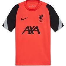 Liverpool Tränings T-Shirt Breathe Strike - Rosa/Svart/Grå Barn
