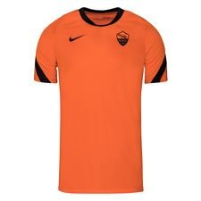 Roma Tränings T-Shirt Breathe Strike - Orange/Svart