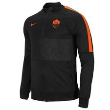 Roma Track Jacka Dry I96 Anthem - Svart/Orange