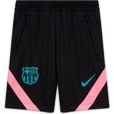 Barcelona Shorts Dry Strike - Svart/Rosa/Grön Barn