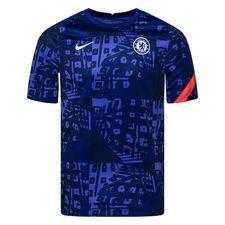 Chelsea Tränings T-Shirt Pre Match - Blå/Röd/Vit