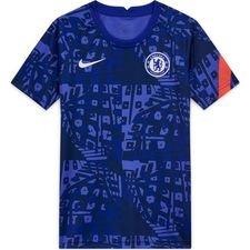 Chelsea Tränings T-Shirt Pre Match - Blå/Röd/Vit Barn