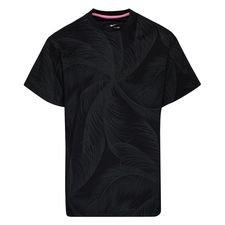 Barcelona T-Shirt Tidal Wave - Svart