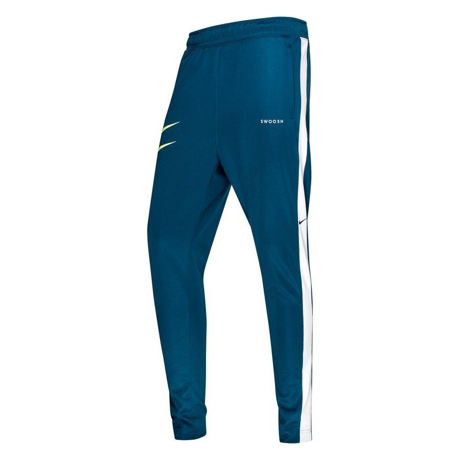 precio conversacion Pickering  Nike Training Trousers NSW Swoosh - Blue Force/Black/Barely Volt |  www.unisportstore.com