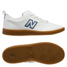 New Balance Audazo V5 Control IN - Weiß Kinder