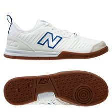 New Balance Audazo V5 Command IN - Weiß