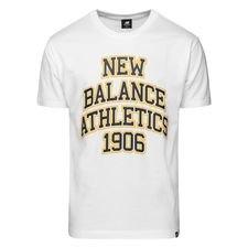 New Balance Athletics Varsity Pack T-Shirt - Weiß/Natural Indigo