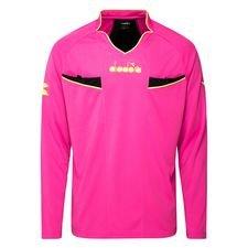 Diadora Schiedsrichter Shirt Copenhagen II - Pink