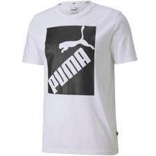 PUMA T-Shirt Logo - Vit/Svart