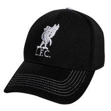 Liverpool Keps - Svart/Vit