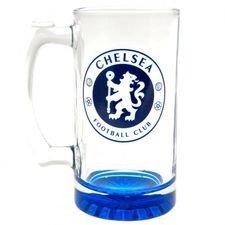 Chelsea Ölglas - Blå