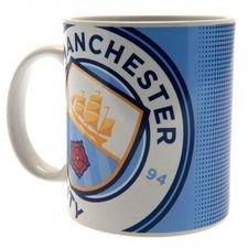 Manchester City Mugg - Blå/Vit