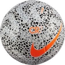 Nike Fußball Strike CR7 Safari - Weiß/Schwarz/Orange