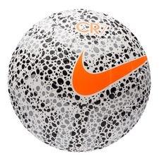 Nike Fotboll Strike CR7 Safari - Vit/Svart/Orange