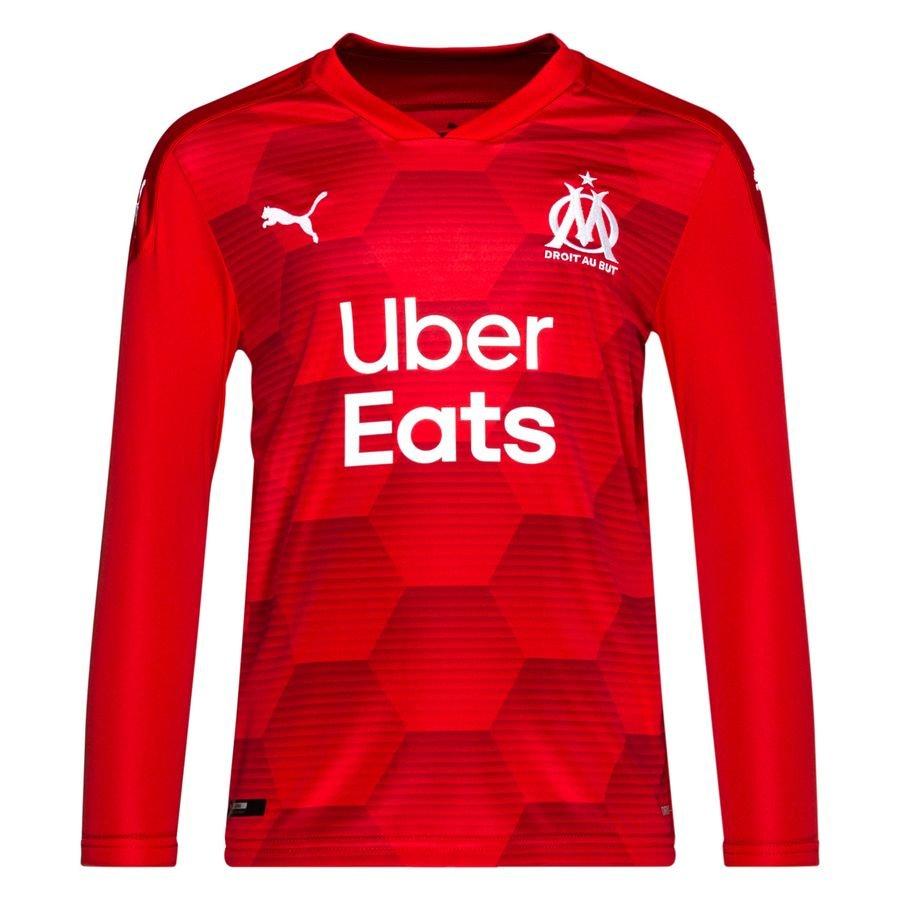 Marseille Målmandstrøje 2020/21 Børn