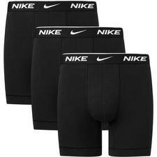 Nike Boxershorts 3er-Pack - Schwarz/Weiß